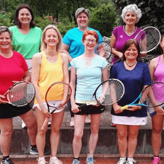 Erneut knappe Niederlage der Damen 40