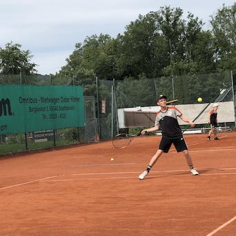 Kantersieg gegen TC Drossenfeld