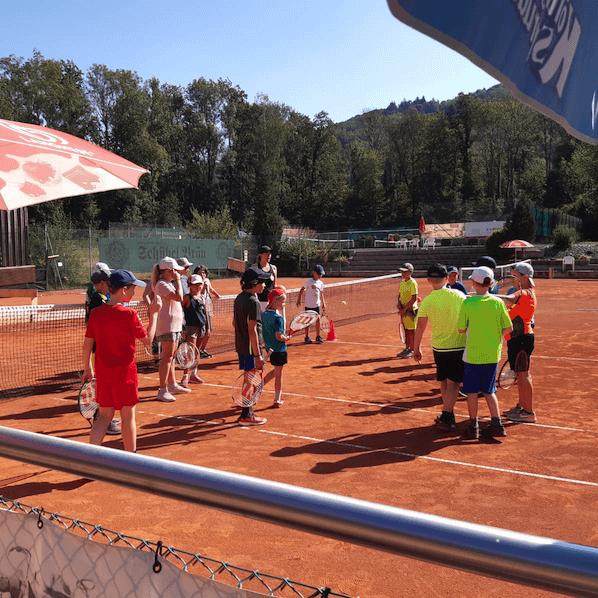 Tenniscamp 2020