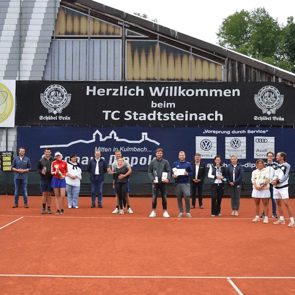 Schübel Cup 2021 – Erstklassiges Tennis und Rekord-Teilnehmerzahlen